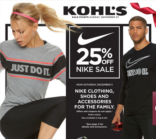 Cyber Monday Kohls Deals 2016