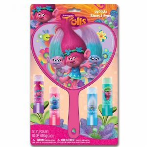 townley-trolls-4pc-lip-stick-with-mirror