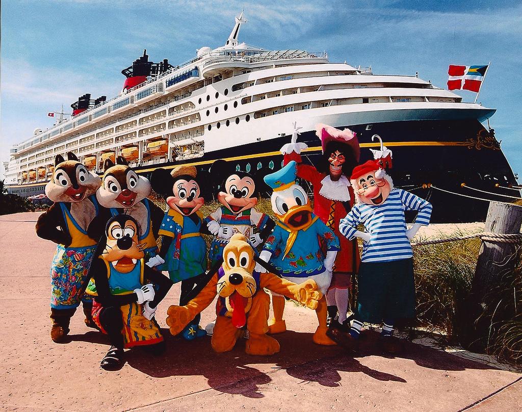 Disney Cruise Line – Free Cruise Planning Tools