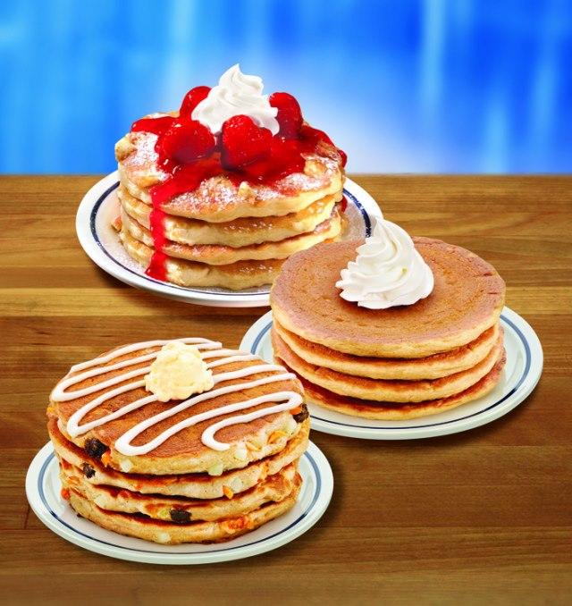 Pancakes de IHOP, Gratis Para Veteranos y Militares Activos
