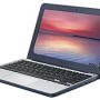 "ASUS Chromebook C202SA-YS02 11.6"" Ruggedized and Water Resistant Design with 180 Degree Hinge"