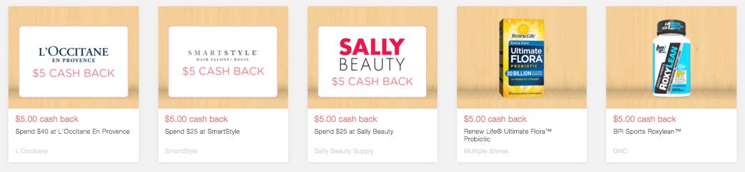 Beauty & Wellness Cashback & Rebates – Belleza y Bienestar