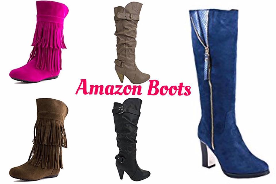Amazon.com – Woman Boots – Botas de Mujer