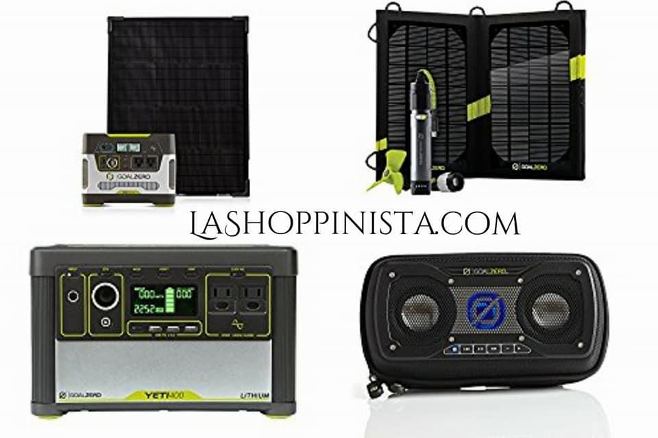 Generadores, Cargadores, Abanico, Lámparas y Radio de Carga Solar (Placas Solares)
