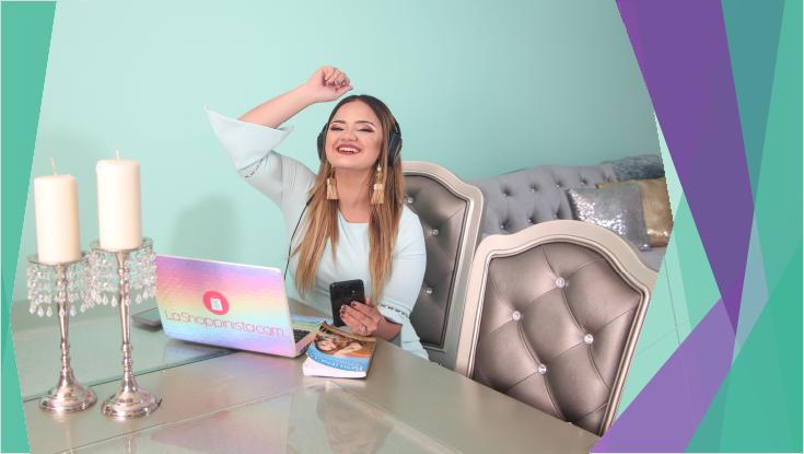 Conoce a La Shoppinista Stephanie Li – Comunicadora empresaria e influencer de compras y estilos de vida